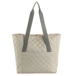 ⏬2/$10 NEW! DSW QUILTED TOTE - Limited Edition
